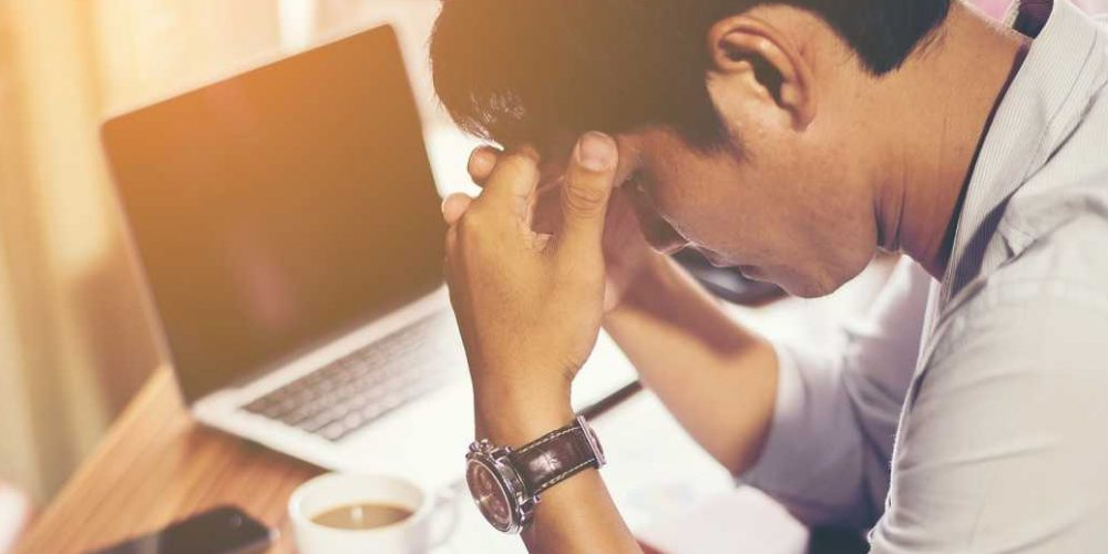 Deadlines causing stress